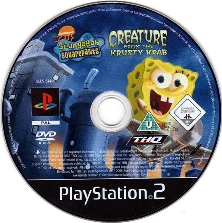 Cftkk pal ps2 disc