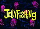Jellyfishing title card