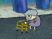 Mrs. Puff, You're Fired 185