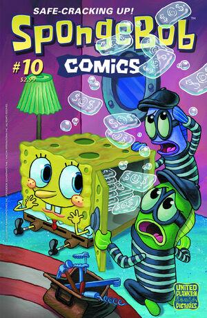 SpongeBobComicsNo10