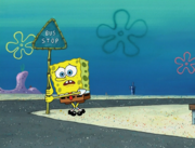 SpongeBob Meets the Strangler 066