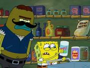 SpongeBob Meets the Strangler 099