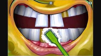SpongeBob SquarePants Cavity Crisis