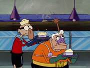 Mermaid Man and Barnacle Boy 084