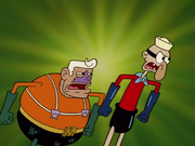 Mermaid Man and Barnacle Boy 149