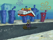 Mrs. Puff, You're Fired 186