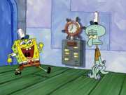 SpongeBob Meets the Strangler 009