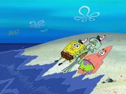 SpongeBob SquarePants vs. The Big One 082