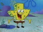 SpongeBob Texas
