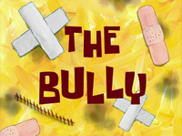 The Bully title card