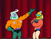 Mermaid Man & Barnacle Boy VI The Motion Picture 029