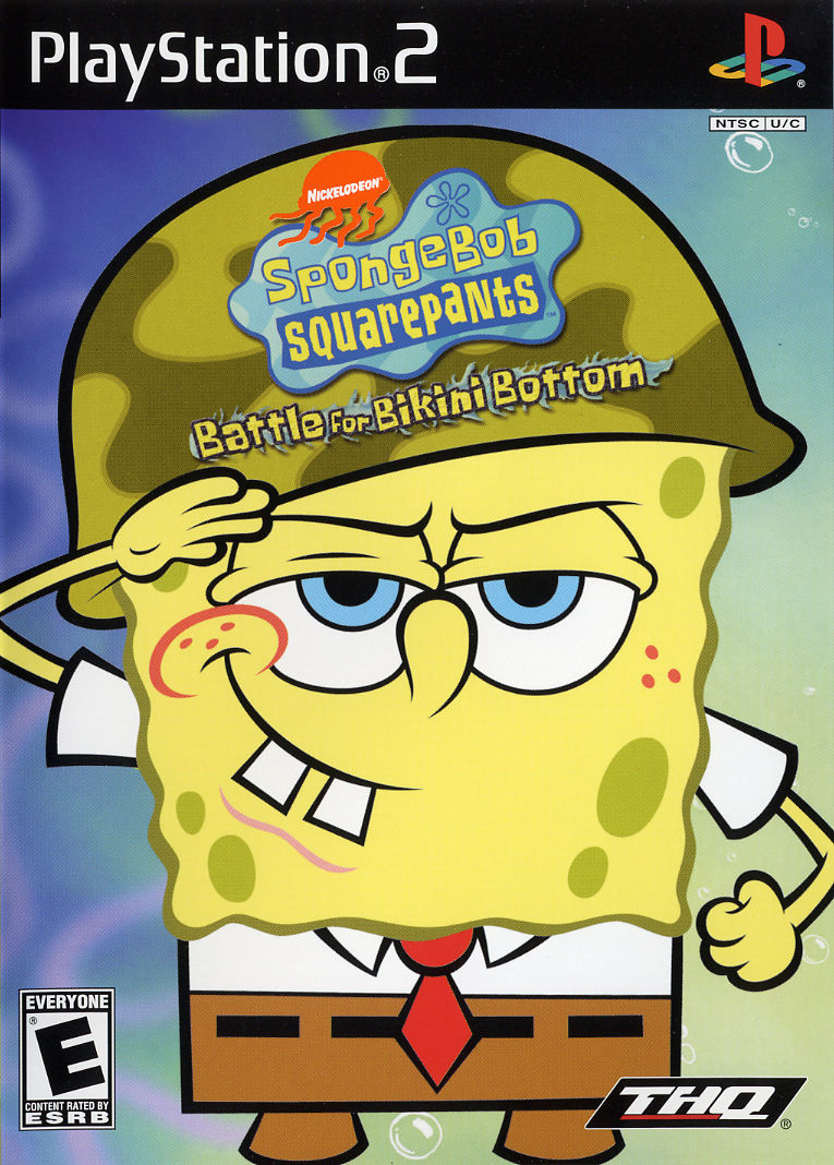 Battle for bikini bottom encyclopedia spongebobia fandom powered by wikia
