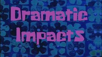 SpongeBob Production Music Dramatic Impacts
