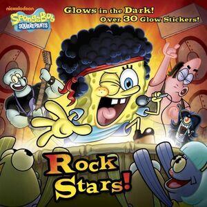 SpongeBob Rock Stars! book