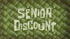 Senior Discount (Title Card)