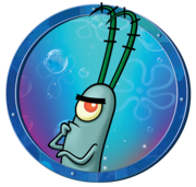 SpongeBob SquarePants Plankton Porthole