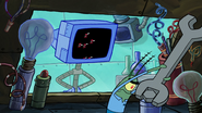 Plankton Gets the Boot 006