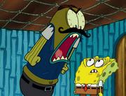 SpongeBob Meets the Strangler 176