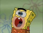 SpongeGar burping