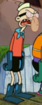 Mind-Controlled Barnacle Boy