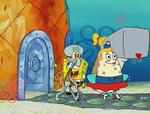 SpongeBob Meets the Strangler 153