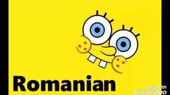 SpongeBob theme song in Romanian-1