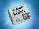 The Krabby Kronicle title card