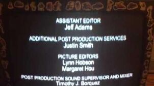 The Krusty Krab Training Video Ending Credits