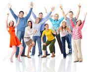 34363343-happy-people-