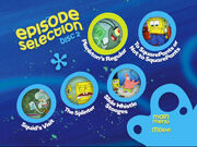 Disc 2 episode selection menu 1