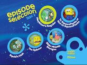 Disc 2 episode selection menu 1
