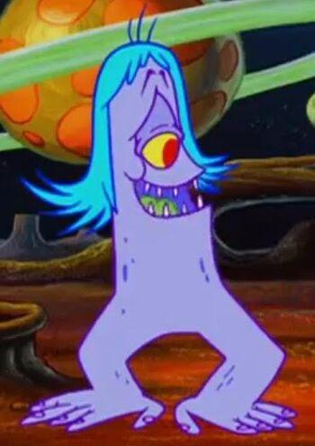 Male Alien Encyclopedia Spongebobia Fandom Powered By