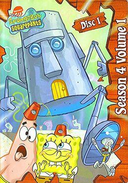 Season 4 Volume 1 Disc 1