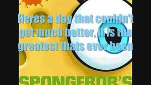 SpongeBob - A Day Like This