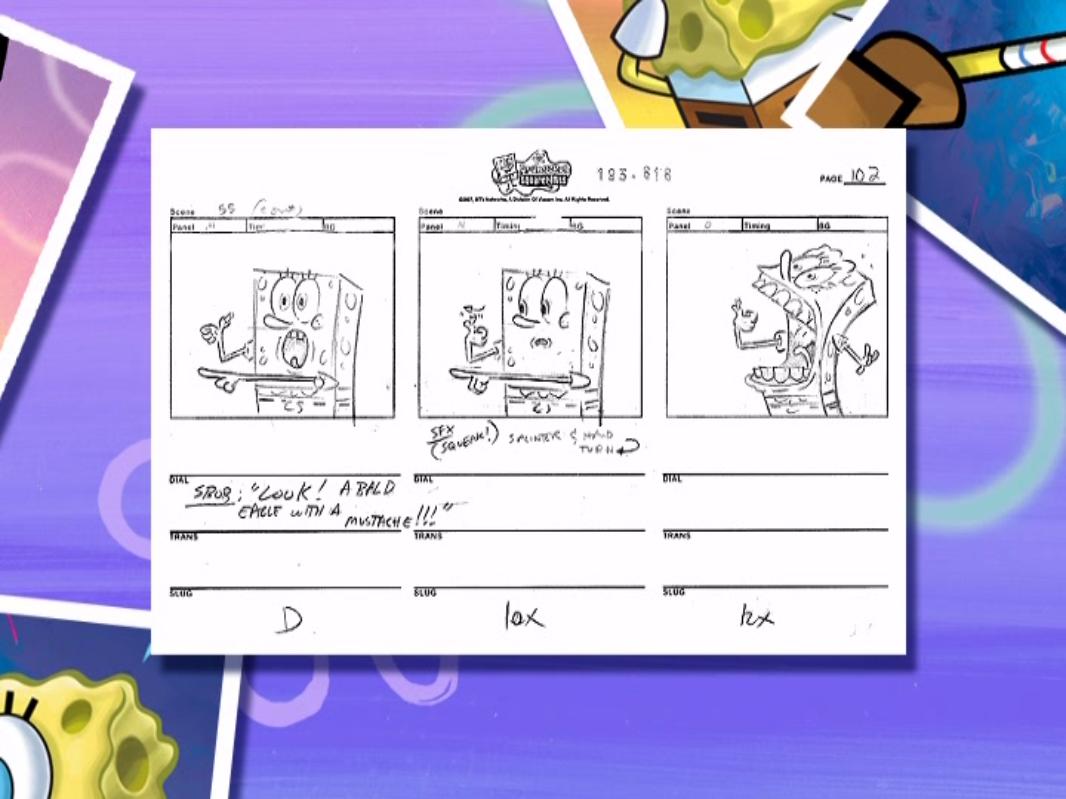 The Splinter | Encyclopedia SpongeBobia | FANDOM powered by Wikia