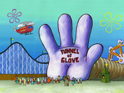 Tunnel of Glove 059