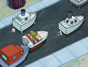 Mrs. Puff, You're Fired 179