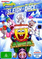 SpongeBob-SquarePants-The-Great-Sleigh-Race-DVD