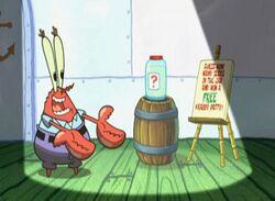 174b Mr. Krabs