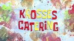 208b Krosses Catering