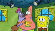 Frozen Krabby Patty 02