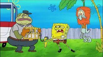 SpongeBob Music - Crime and Danger Sign 5