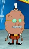 SpongeBobs Vater