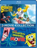 The SpongeBob Movie Collection (Blu-ray)