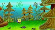 Cave Dwelling Sponge 001