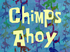 Chimps Ahoy title card