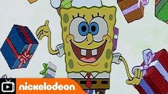 SpongeBob SquarePants Very First Christmas Nickelodeon UK