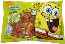 Spongebobgummykrabbypatties
