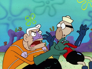 Mermaid Man and Barnacle Boy 157