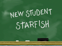 New Student Starfish title card